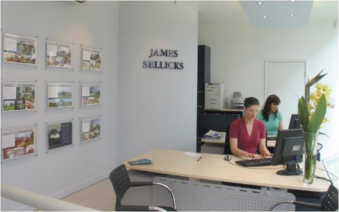 estate agents showroom shop interior design uk shop fitting