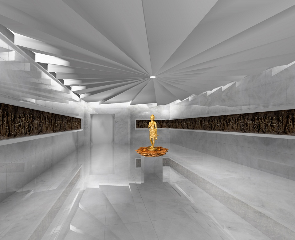Gallery For Hindu Temple Interior Design