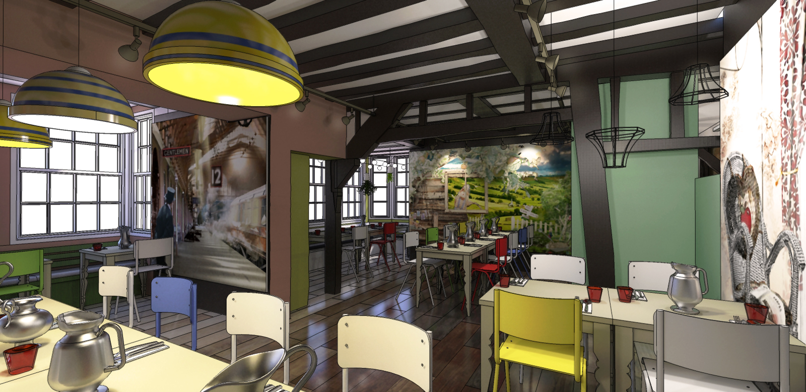 Restaurant-Interior-Design-Oxford