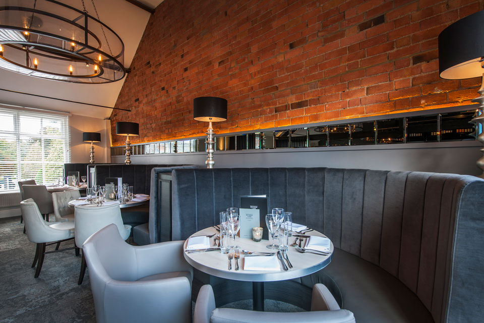 Browns lane restaurant interior design leicestershire